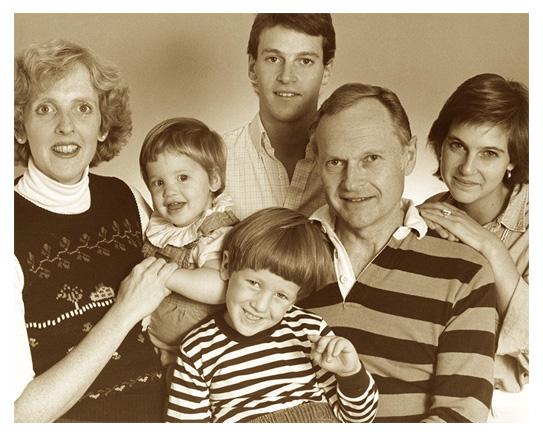 Sherwin B. Nuland family